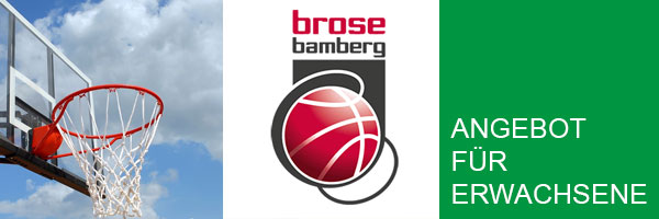 Basketballspiel: BROSE Baskets